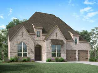 Plan 220 - Woodforest - Noble Greens: Montgomery, Texas - Huntington Homes