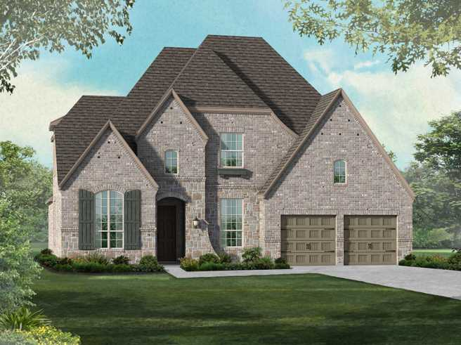 8923 Forest Side Drive (Plan 208)