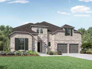 Plan 247H - Canyon Falls: Northlake, Texas - Highland Homes