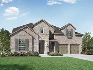 Plan 247H - Elyson: 65ft. lots: Katy, Texas - Highland Homes