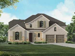 Plan 248H - Star Trail: 65ft. lots: Prosper, Texas - Highland Homes