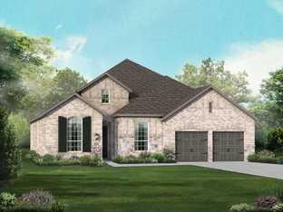 Plan 204 - Cane Island: 65ft. lots: Katy, Texas - Highland Homes