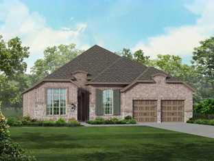 Plan 204 - Meridiana: 65ft. lots: Manvel, Texas - Highland Homes