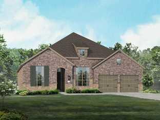 Plan 200 - Fulbrook on Fulshear Creek: 60ft. lots: Fulshear, Texas - Highland Homes