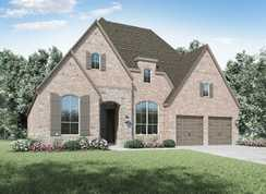 Plan 215 - Woodforest - Noble Greens: Montgomery, Texas - Huntington Homes