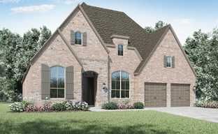 Fulbrook on Fulshear Creek: 60ft. lots by Highland Homes in Houston Texas