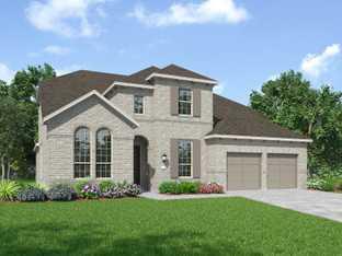 Plan 208 - Fulbrook on Fulshear Creek: 60ft. lots: Fulshear, Texas - Highland Homes