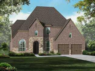 Plan 208 - Elyson: 65ft. lots: Katy, Texas - Highland Homes