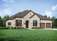 Plan 270 - Hallie's Cove: Schertz, Texas - Highland Homes
