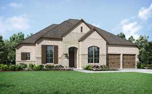 Hallie's Cove by Highland Homes in San Antonio Texas