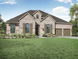 Plan 271 - M3 Ranch: 70ft. lots: Mansfield, Texas - Highland Homes