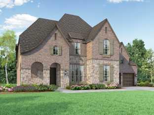 Plan 275 - Saddle Star Estates: Rockwall, Texas - Highland Homes