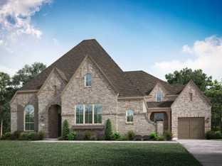 Plan 282 - Saddle Star Estates: Rockwall, Texas - Highland Homes