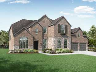 Plan 277 - Mustang Lakes: Celina, Texas - Highland Homes