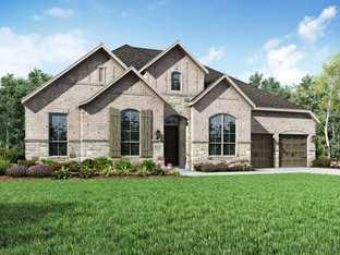 Plan 274 - Saddle Star Estates: Rockwall, Texas - Highland Homes