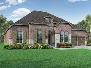 Plan 274 - Parten: 75ft. lots: Austin, Texas - Highland Homes