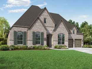 Plan 274 - M3 Ranch: 70ft. lots: Mansfield, Texas - Highland Homes