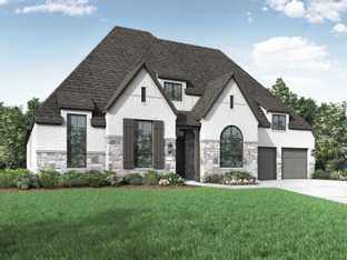Plan 274 - Woodforest - Noble Greens: Montgomery, Texas - Huntington Homes