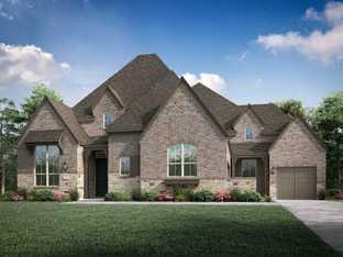 Plan 283 - Front Gate in Fair Oaks Ranch: 90ft. lots: Fair Oaks Ranch, Texas - Highland Homes