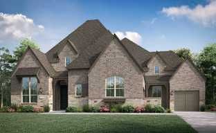 The Woodlands Hills: 75ft. lots by Highland Homes in Houston Texas