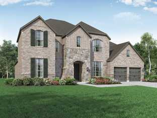 Plan 279 - Wildridge: 70ft. lots: Oak Point, Texas - Highland Homes