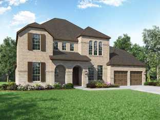 Plan 279 - Sandbrock Ranch: 70ft. lots: Aubrey, Texas - Highland Homes