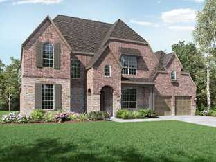 Plan 279 - Saddle Star Estates: Rockwall, Texas - Highland Homes