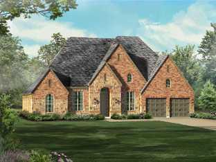Plan 262 - Front Gate in Fair Oaks Ranch: 90ft. lots: Fair Oaks Ranch, Texas - Highland Homes