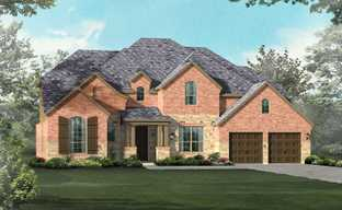 Front Gate in Fair Oaks Ranch: 90ft. lots by Highland Homes in San Antonio Texas