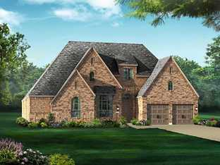 Plan 292 - Woodforest - Noble Greens: Montgomery, Texas - Huntington Homes