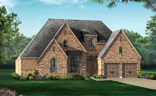 Mustang Lakes by Highland Homes in Dallas Texas