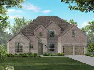 Plan 296 - M3 Ranch: 80ft. lots: Mansfield, Texas - Highland Homes