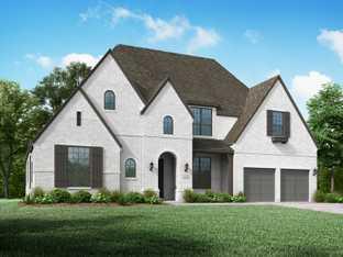 Plan 296 - Aliana: 70ft. lots: Richmond, Texas - Highland Homes