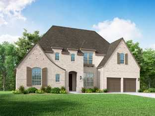 Plan 296 - Woodforest - Noble Greens: Montgomery, Texas - Huntington Homes