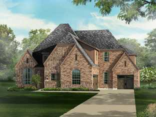 Plan 615 - M3 Ranch: 80ft. lots: Mansfield, Texas - Highland Homes