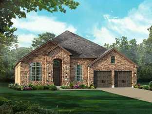 Plan 243 - Canyon Falls: Northlake, Texas - Highland Homes