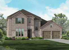 Plan 206 - Tavolo Park: 60ft. lots: Fort Worth, Texas - Highland Homes