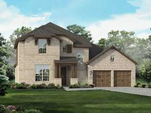 Plan 206 - Front Gate in Fair Oaks Ranch: 60ft. lots: Fair Oaks Ranch, Texas - Highland Homes