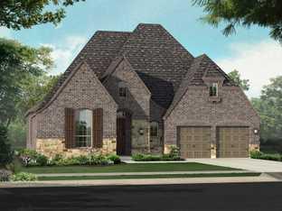 Plan 240 - Canyon Falls: Northlake, Texas - Highland Homes