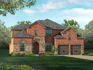 Plan 245H - Canyon Falls: Northlake, Texas - Highland Homes