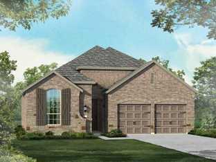 Plan 551 - Fronterra at Westpointe: 55ft. lots: San Antonio, Texas - Highland Homes
