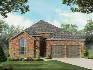 Plan 551 - Elyson: 55ft. lots: Katy, Texas - Highland Homes