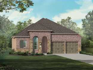 Plan 552 - Woodforest: 55ft. lots: Montgomery, Texas - Highland Homes