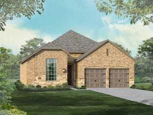 Plan 554 - Ventana: 55ft. lots: Bulverde, Texas - Highland Homes