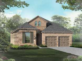 Plan 554 - The Groves: 50ft. lots: Humble, Texas - Highland Homes
