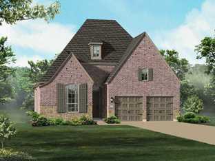 Plan 554 - Tavolo Park: 50ft. lots: Fort Worth, Texas - Highland Homes