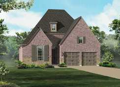 Plan 554 - Wellington: 50ft. lots: Haslet, Texas - Highland Homes