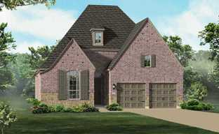 Tavolo Park: 50ft. lots by Highland Homes in Fort Worth Texas