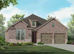 Plan 553 - Fronterra at Westpointe: 55ft. lots: San Antonio, Texas - Highland Homes