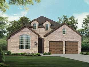 Plan 553 - Tavolo Park: 50ft. lots: Fort Worth, Texas - Highland Homes